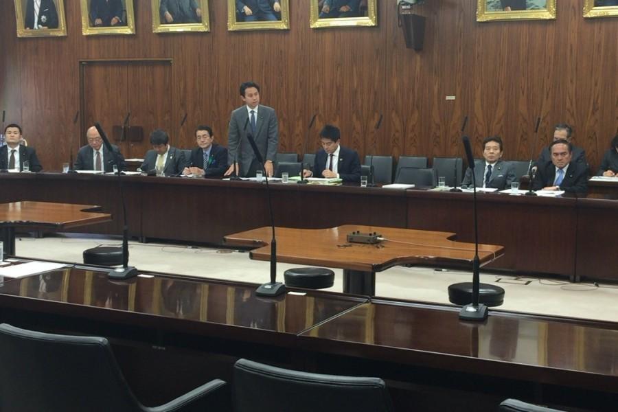 第190国会 参院 国土交通委員会 8号 2016年4月26日